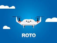 Drone Illustration