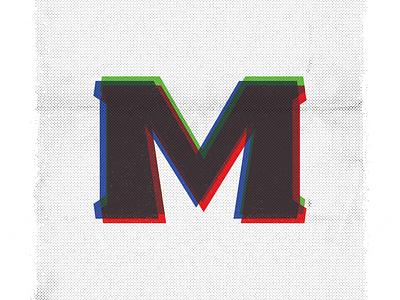 M 36 days of type 36daysoftype lettering design type illustration