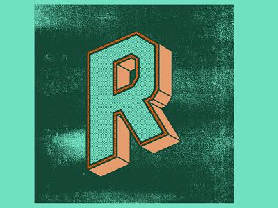 R 36daysoftype design type illustration