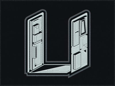 U 36daysoftype design type illustration