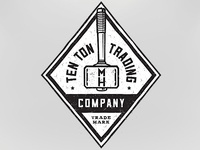 Ten Ton Trading Company logo 3 for Machine Head