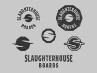 Slaughterhouse Boards: Logos Sheet
