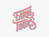 Cotton Incorporated: Farm Tours logotype