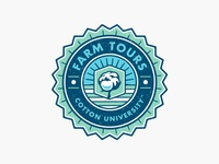 Cotton Incorporated: Farm Tours logotype v2
