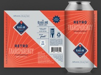 The Glass Jug Beer Lab: Retro Transparency IPA