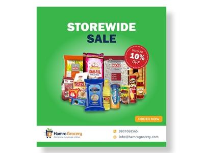 Banner design grocery grocery store branding banners banner banner ad advertising illustration design