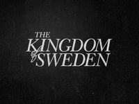 The Kingdom of Sweden Typography