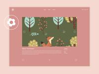 Illustration Portfolio Single Page