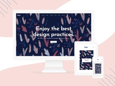 Bolge - Creative Portfolio Theme