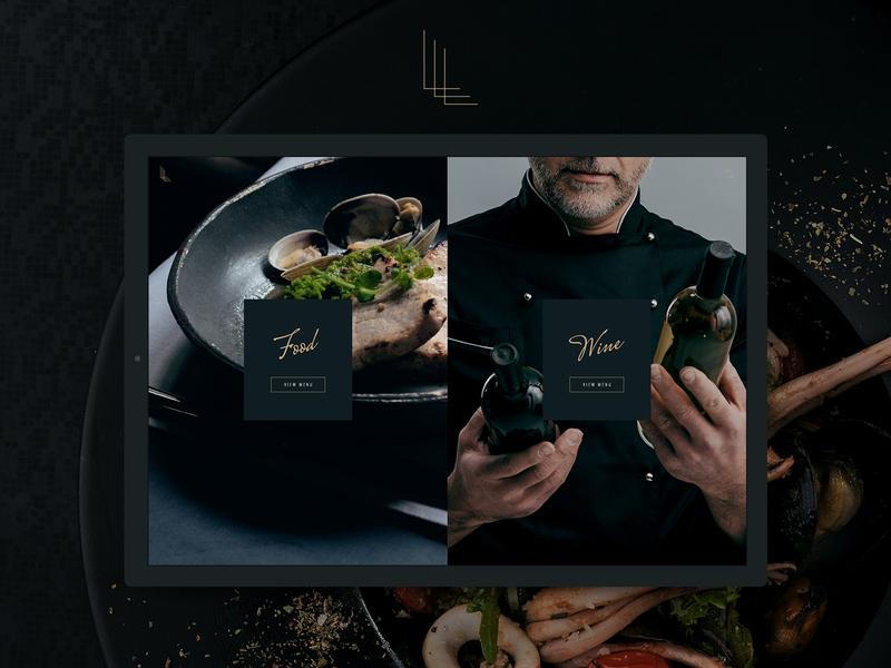 Laurent - Elegant Restaurant Theme template food photography culinary theme wordpress luxurious food restaurant food fine dining restaurant elegant cuisine cooking bar