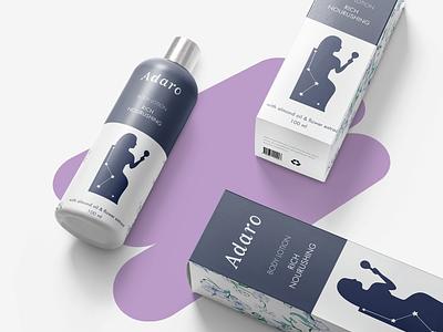 Adaro - Packaging Design graphic design brand label and box design branding vector logo label packaging label mockup label design typography design brand