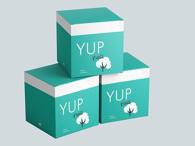 Cotton Re-Design Packaging logo vector graphic design brand label and box design label packaging label mockup typography design