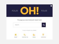 Four OH! Four