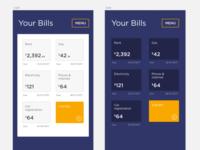 Your Bills