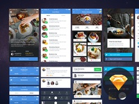 Tasty Ui Kit For Marvel App