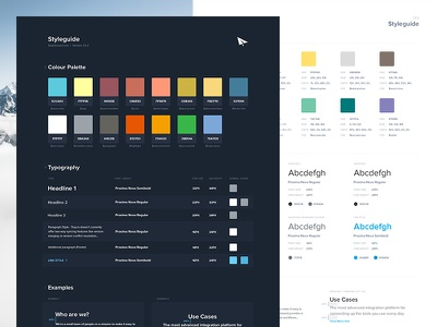 Styleguides ui kit styleguide dark dashboard profile graph table apps web manager photography ui
