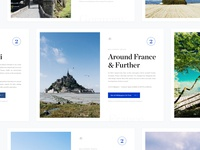 Around France & Further (Wallpapers vol. 2)(FREE)