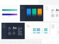 Branding Cards 2 / from Symbols & Styleguides (Freebie)