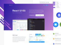 ReactSymbols UI Kit - Released!