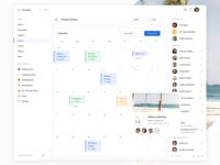 Socialio - Calendar / Events
