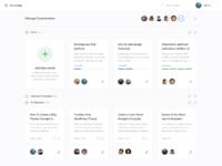 Manage documentation