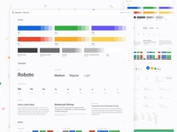 Styleguide (Dashboard UI Kit 3.0)