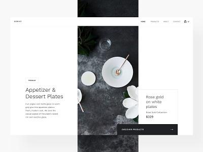 Ecommerce + Grid 2.0 UI Kit (Initial WIP) webdesign website landing ui ecommerce webflow design clean
