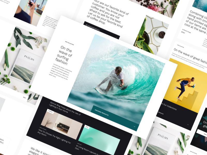 Prospero — Webflow UI kit for ecommerce is Live! 🎉 ecommerce web landing wireframe ui ux uikit webflow