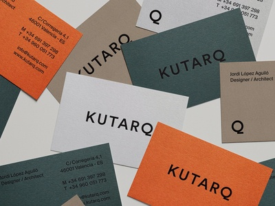KUTARQ Business Card