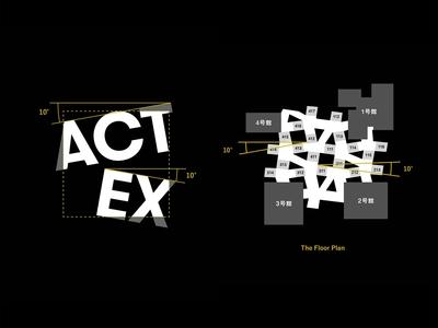 ACT EX - Logo Concept