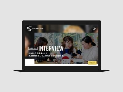 ACT EX - Website