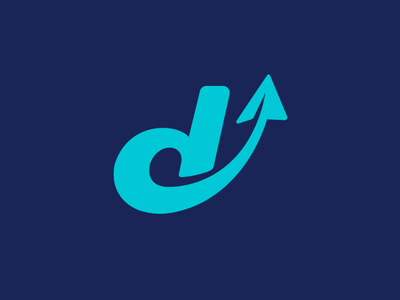 Druple marketing agency identity marketing mark design brand logo