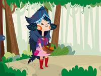 wolfie girl
