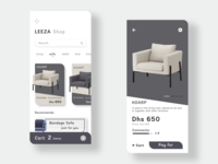 Online purchase furniture app