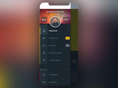Yanosik App Redesign