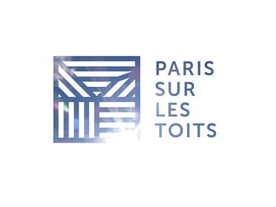 Paris Sur Les Toits  – Content Website graphicdesign design logo branding web webdesign website