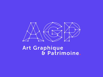 Art Graphique & Patrimoine identity graphicdesign logo design