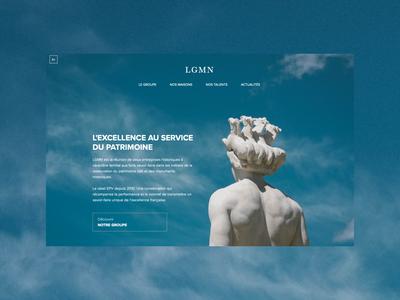 LGMN - Website