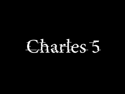 Charles 5 - Visual Identity typography illustration design logo identity graphicdesign