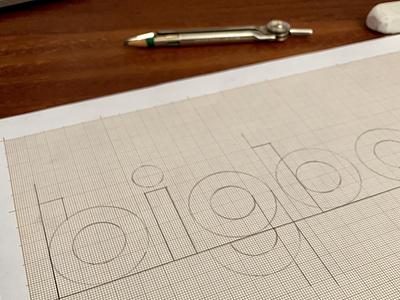 Creating Big Bag 'n Go new logotype font illustration typography identity branding graphicdesign logo design