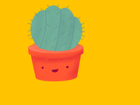 Cactus buddy