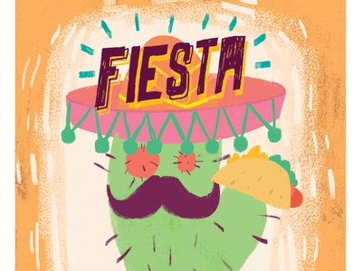 Fiesta Sunday Flyer