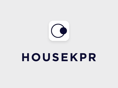 HouseKpr logo app app branding icon icon app logo