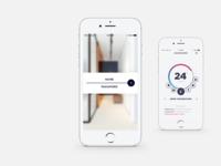 HouseKpr App - Login screen