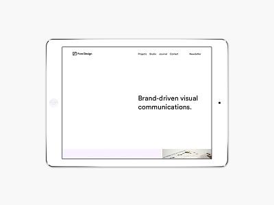 May 1 Reboot circular typography grid marketing ux ui interface studio branding portfolio website may1reboot