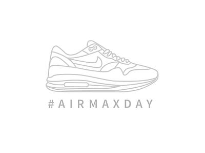 #AIRMAXDAY illustrator airmaxday sneakers airmax