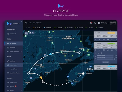 Flyspace - Manage your fleet in one platform