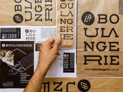 La Boulangerie - Branding
