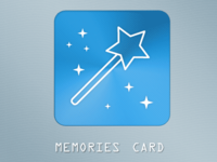 Memories Credit Card