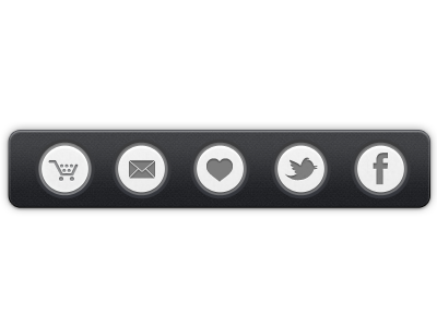 New product icons